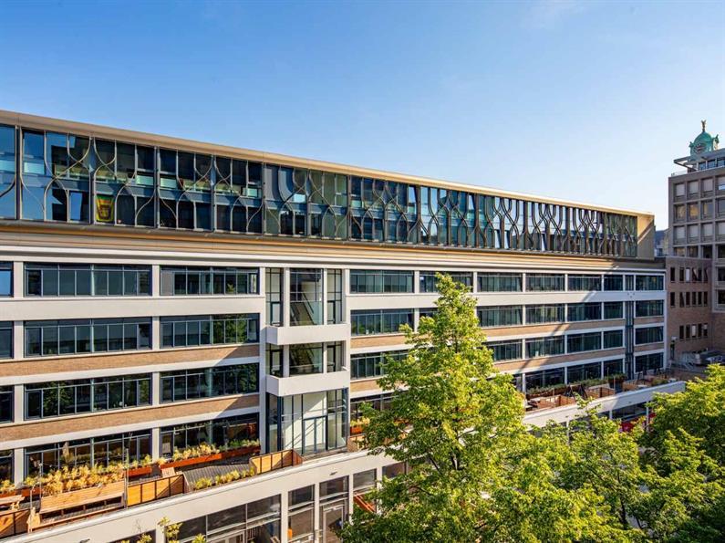 Hermes City Plaza Rotterdam